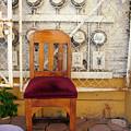 Electric Chair by Robert Boyette