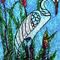 Elegant White Heron by Farah Faizal