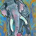 Elephant Spirit Dreams by Jenn Cunningham