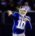 Eli Manning by Paul Ward