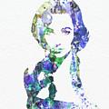 Elithabeth Taylor by Naxart Studio