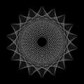 Elliptical Mesh IIik by Robert Krawczyk