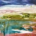 Emerald Water by Eileen  Fong