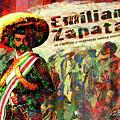 Emiliano Zapata Inmortal by Dean Gleisberg