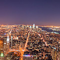Empire State Building 86th Floor Observatory by James DiBianco Jr