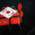 Empty Coffee Table by Gaspar Avila