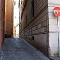 Empty Street by Munir Alawi