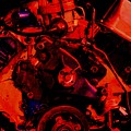 Engine 2 by Lisa Johnston