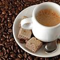 Espresso Coffee by Carlos Caetano