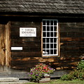 Eureka Schoolhouse by Lois Lepisto
