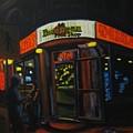 European Food Shop by John Malone