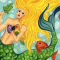 Eve The Mermaid by Norma Gafford