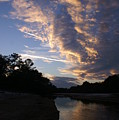 Evening Clouds by Wayne Morgan