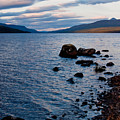 Evening On Loch Rannoch by Bel Menpes