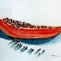 Exodus by Lia  Marsman