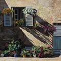 Facciata In Ombra by Guido Borelli