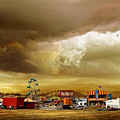 Fair Weather by Mal Bray