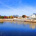 Fairmount Water Works - Philadelphia by Bill Cannon