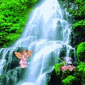 Fairy Falls by Louise Saucer