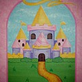 Fairytale Castle by Valerie Carpenter