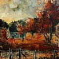 Fall In Vivy by Pol Ledent
