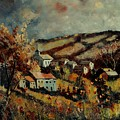 Fall Landscape 670110 by Pol Ledent