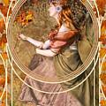 Falling Leaves by John Edwards