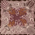 Fancy Antique Lace Hankie by Jenny Elaine