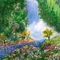Fantasia Falls by William Vanya