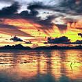 Fantasy Sunset by MotHaiBaPhoto Prints