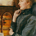 Far Away Thoughts by Sir Lawrence Alma-Tadema