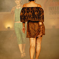 Fashion Catwalk by Charuhas Images