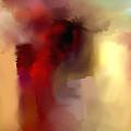 Feeling In Painting by Davina Nicholas