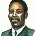 Felix Roland Moumie by Emmanuel Baliyanga