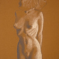 Female Nude Six by George Wade