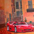 Ferrari F50 by Richard Le Page