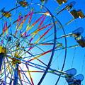 Ferris Wheel I by John King