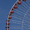 Ferris Wheel II by Andrei Shliakhau