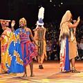 Festival Of The Lion King by Carol  Bradley