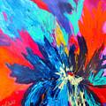 Fiery Flower by Mary-Lynn Bastian