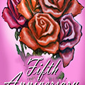 Fifth Anniversary by Kevin Middleton