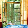 Filoli Tea House by Gerald Carpenter