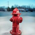 Fire Hydrant by Yo Pedro