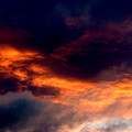 Fire In The Sky by Barbara Griffin