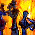 Fire Music by Danielle Stephenson