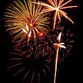 Fireworks 1 by Michael Peychich