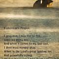 Fisherman's Prayer by Robert Frederick