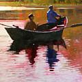 Fishermen by Robert Bissett