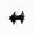 Fishing Buddies by David Lee Thompson
