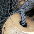 Fishing Net by Mary Haber